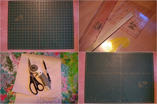 Для создания детского лоскутного одеяла потребуется ряд простых инструментов, схемы и ткань, лучше из натурального сырья