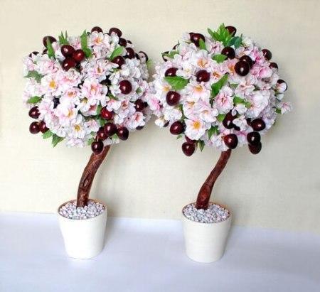 """""""Дерево счастья"""" не только украсит вашу комнату, но и станет ярким акцентом в интерьере"""