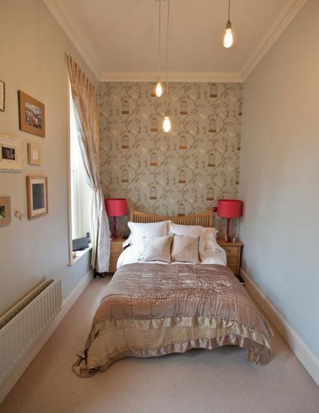 Красивые и качественные осветительные приборы способны сделать спальню более уютной и комфортной