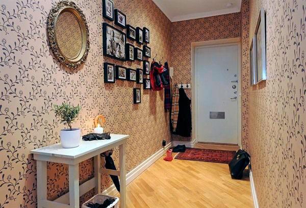 Заключительный этап ремонта в квартире - обновление прихожей