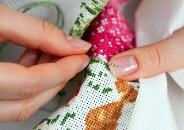 Вышивка крестом - популярное и любимое занятие для рукодельниц всех возрастов