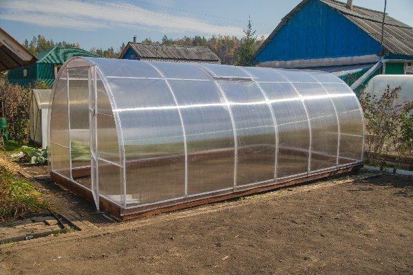 Современная теплица из поликарбоната – это очень удобная, комфортная конструкция, которая предназначена для выращивания овощей, зелени, цветов